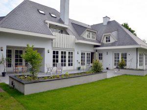 Tuinaanleg luxe tuin