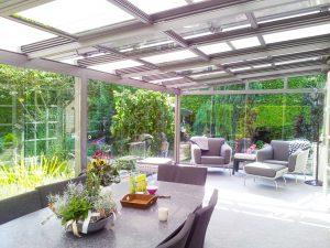 Luxe tuinkamer op maat