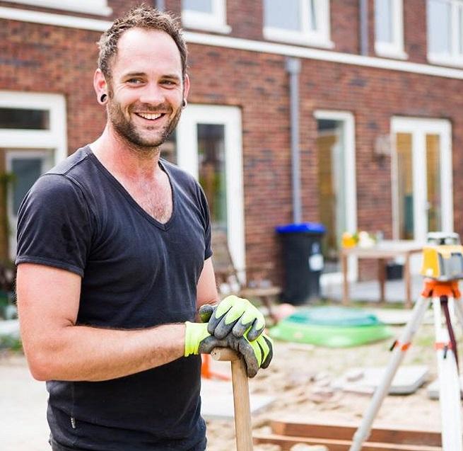 Van Rijn Exclusieve Tuinprojecten Sisco van Rijn