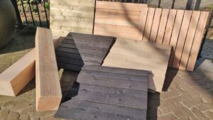 houtsoorten voor een overkapping of veranda